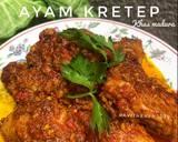Ayam kampung bumbu kretep (khas madura) langkah memasak 4 foto