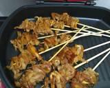 Sate Jamur Bumbu Kecap langkah memasak 4 foto