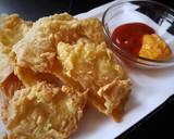 Kulit Ayam Kw/Telur Crispy langkah memasak 2 foto