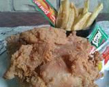 Fried Chicken Ala KFC #pekaninspirasi langkah memasak 7 foto