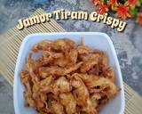 Jamur Tiram Crispy langkah memasak 5 foto