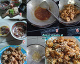 Ikan Tuna Crispy Saos Tiram MADU #kamismanis langkah memasak 10 foto