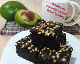 257. Brownies Alpukat Tabur Kacang langkah memasak 12 foto