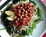 Plecing Kangkung langkah memasak 4 foto