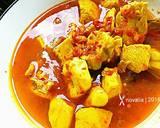 Ayam Lempah Kuning Khas Pulau Bangka langkah memasak 6 foto