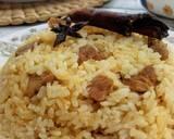 Nasi Kebuli langkah memasak 11 foto
