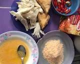 Jamur dan Tahu Geprek langkah memasak 1 foto