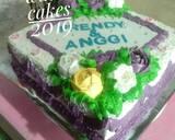 Base cake kukus empuk bgt langkah memasak 15 foto
