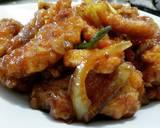 Ayam Goreng Saus Mentega langkah memasak 7 foto