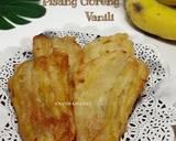 #80 Pisang Goreng Vanili langkah memasak 4 foto