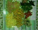 Oseng kikil mutiara jagung langkah memasak 1 foto