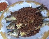Ikan Goreng Lengkuas langkah memasak 10 foto