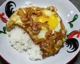 Nasi Telur Ceplok Kecap Asin Pontianak langkah memasak 5 foto
