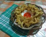 Jamur GorTep/Jamur Kriwil/Jamur Krispy langkah memasak 5 foto