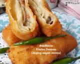262. Risoles Dasamo (daging-sayur-mozza) langkah memasak 8 foto