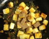 Paneer Kulfa Saag Stir Fry recipe step 6 photo