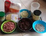 Corn-spiral macaroni schotel //eggless-glutenfree (#pr_pasta) langkah memasak 1 foto