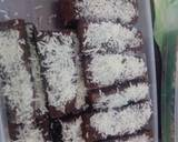 Brownie choco kukus langkah memasak 6 foto