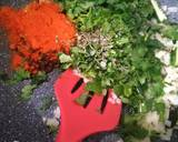 Vegetable (mushrooms) Biryani langkah memasak 5 foto