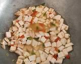 Stir-Fry Spicy Taro langkah memasak 3 foto