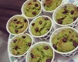 Green Tea Chocolate Chips Muffin recipe step 7 photo