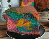 Unicorn Cake langkah memasak 7 foto