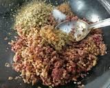Heart Shaped Moong Sprouts Kachoris recipe step 6 photo