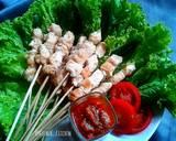 Sate Taichan langkah memasak 7 foto