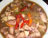 Cumi Asin Saus Tiram langkah memasak 3 foto