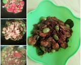 Nasi Bakar isi Udang Balado langkah memasak 3 foto
