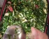 Spinach Omelet (Telur Dadar Bayam) langkah memasak 5 foto