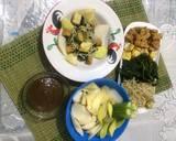 Rujak cingur Suroboyo tanpa cingur (rujak Surabaya) #pr_uuenaktenanrek#adaapadengantimun langkah memasak 1 foto
