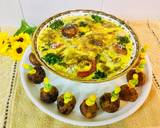 #Punjabi Kadhi With Potatoes Kofta recipe step 9 photo