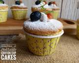 Hokkaido Chiffon Cupcakes #pr_anekachiffon langkah memasak 19 foto
