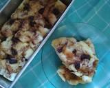 Puding Roti Tawar Kukus nyummiiiiiii langkah memasak 13 foto