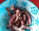 Balado Cumi Jengkol langkah memasak 1 foto