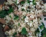 Nasi Goreng Bakso langkah memasak 4 foto