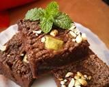 Brownies Labu Kuning #pr_browniesDCC langkah memasak 5 foto