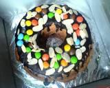 Chocolate Chiffon Cake (Chiffon Cake Putih Telur) langkah memasak 6 foto