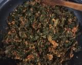 Ayam Betutu (daun singkong & sambal matah) langkah memasak 3 foto