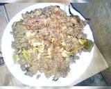 Daging Sapi Bumbu Marinasi Dengan Kecap Inggris langkah memasak 11 foto