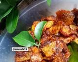 Balado kentang crispy langkah memasak 6 foto