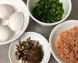 Crab stick Fried Egg recipe step 1 photo