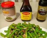 Tumis Kacang Panjang Soy Sauce langkah memasak 3 foto