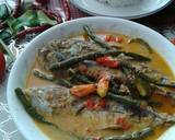 Gulai Ikan Kembung ala RM Padang #PR_RecookRancakBana langkah memasak 6 foto