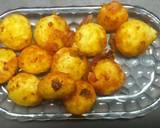 (Rice aur suji balls recipe in Hindi) 4