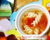 sup tomat makaroni *edisi bocah* langkah memasak 4 foto