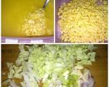 NOKDU BINDAETTEOK (Bakwan kacang hijau kupas) langkah memasak 1 foto