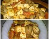 Tumis Bakso dengan Tahu Pake Sedikit Cabe langkah memasak 2 foto