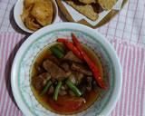 Asem asem daging sapi #cookpadcommunity_semarang langkah memasak 8 foto